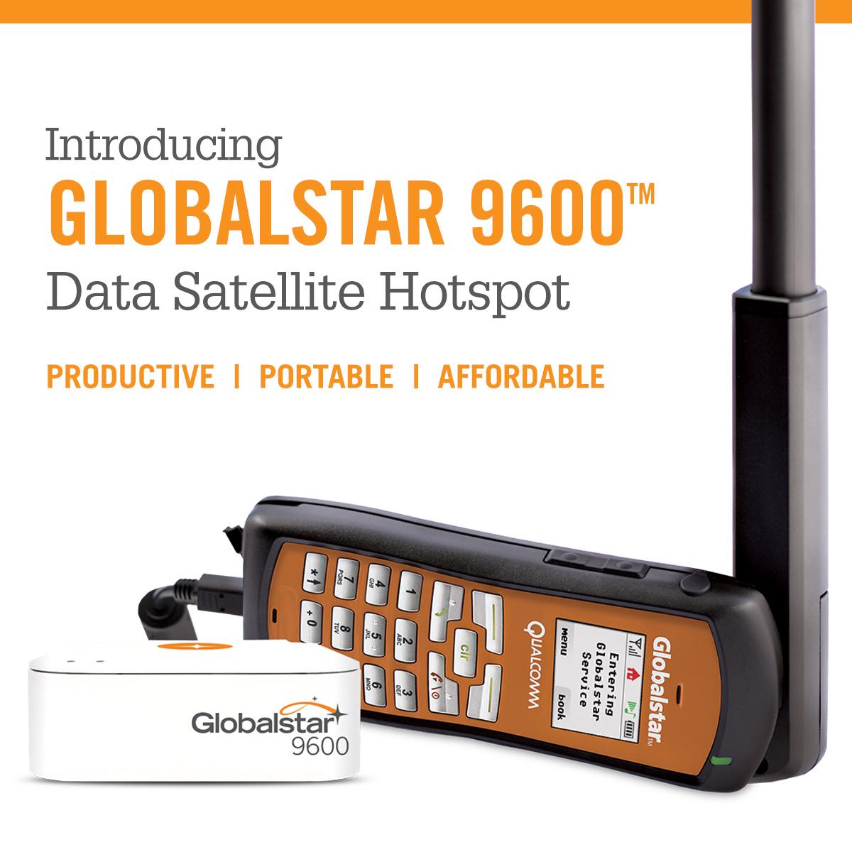 Globalstar 9600