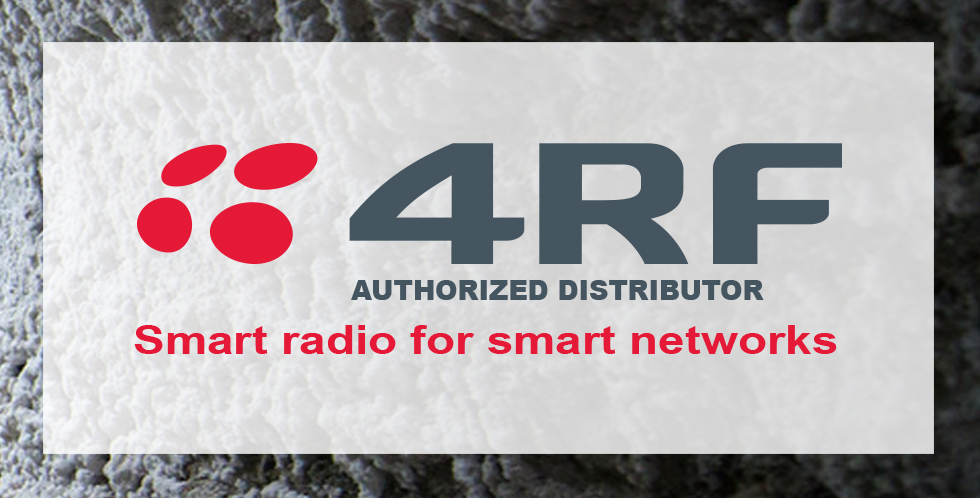 SPECTRUM GROUP DISTRIBUTOR OF 4RF SMART RADIOS