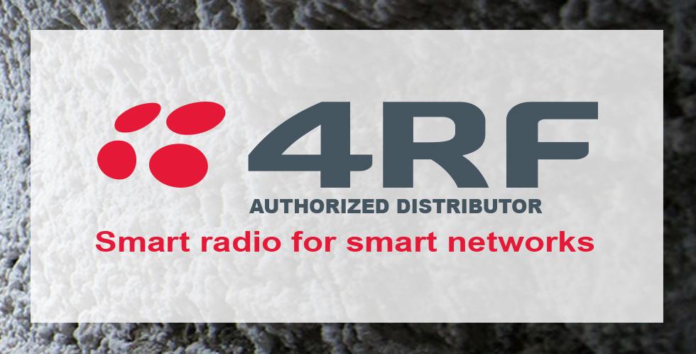 SPECTRUM GROUP DISTRIBUTOR OF 4RF SMART RADIOS