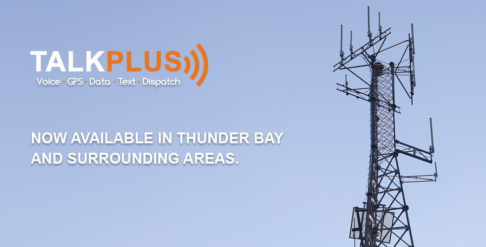 SPECTRUM GROUP EXPANDS TALKPLUS NETWORK TO THUNDER BAY
