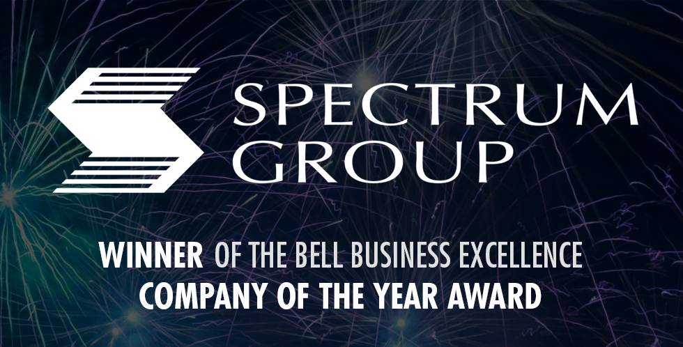 Spectrum Telecom wins Bell Business Excellence – Company of the Year Award