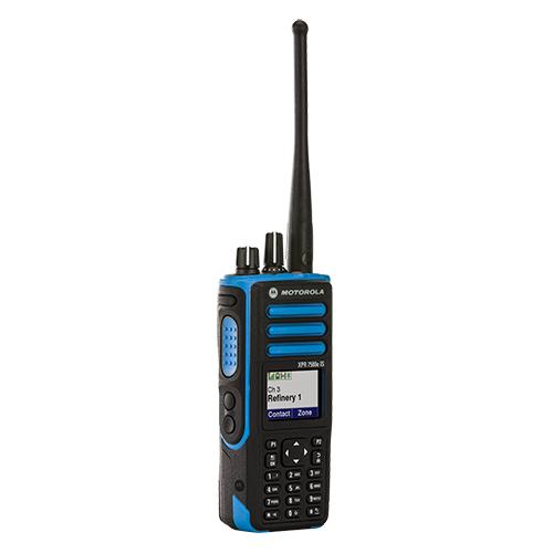Intrinsically Safe Radios